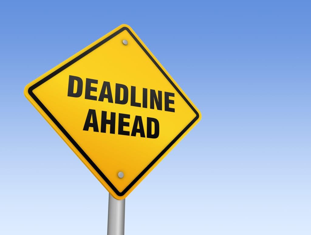 Solo 401k deadline – 2 month warning